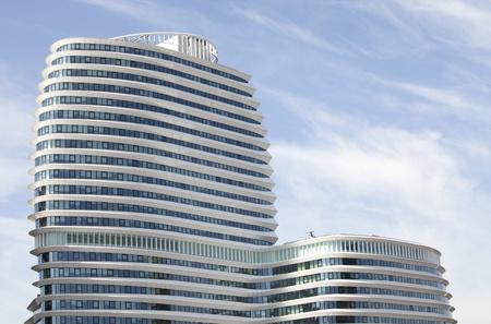 cruiseship: La nueva arquitectura y moderno Editorial