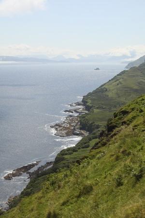 Coast of the Isle of Skye Stock Photo - 11767242