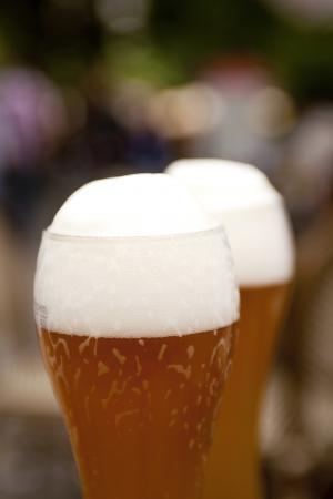 bier festival: Two German beers