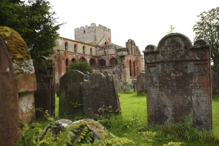dissolution: Medieval Lanercost Priory was founded about 1165 by Henry II and was completed in 1220. It fell into ruin after the dissolution of the monasteries by Henry VIII in 1537
