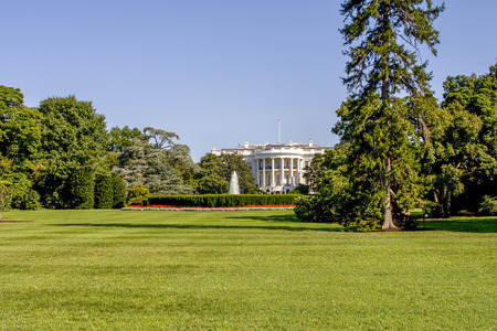 The White House from the other side photo