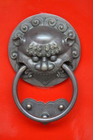 Chinese Door photo