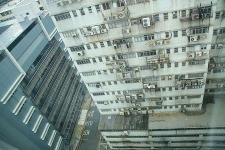 squatter: hong kong housing