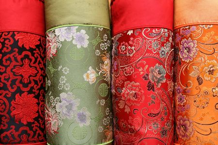 Chinese design cloths