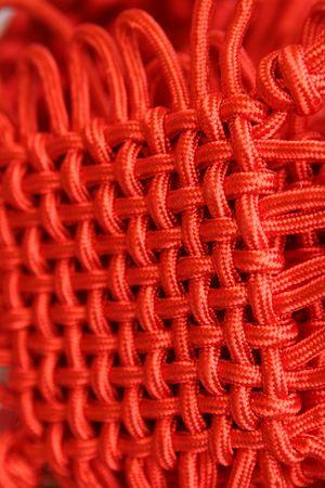 properous: Chinese Knot Stock Photo