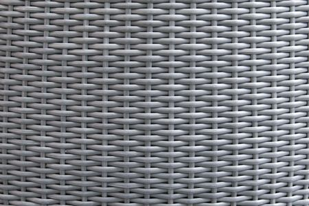 Close up shot of some pattern of some furniture. photo