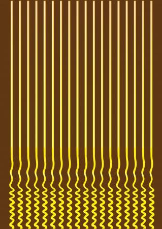 ramen: Noodles Background Illustration