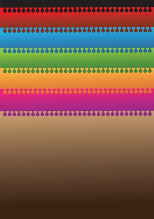 6 different color vector paper  This design is also good for layout  Vector