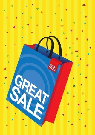 sac shopping avec copie imprim�e vente de confettis