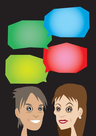 Kommunikation zwischen Geschlechtern xxx sxe vides