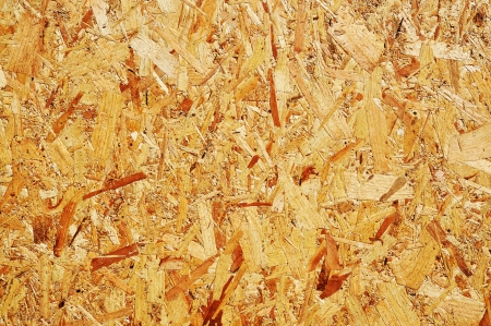 Oriented strand board background texture