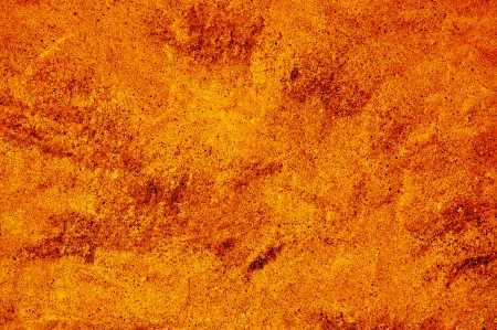 closeup of a rough wall in brown and orange. Stock Photo - 14599831