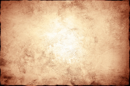 burnt paper: Distressed background texture, vintage style.