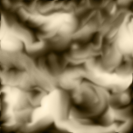 cloude: Cloude like abstract in sepia. Stock Photo
