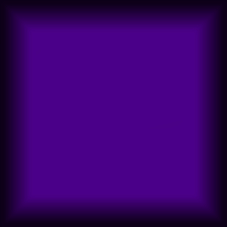 Fading frame on plum color background