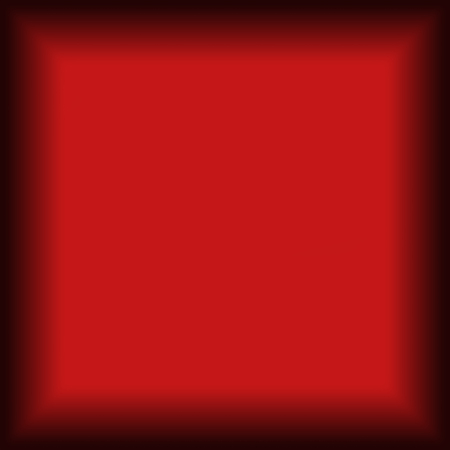 Red christmas background with fading frame.
