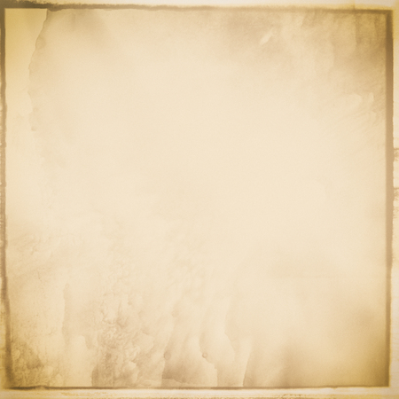 Vintage parchment with burnt edges as background and texture.