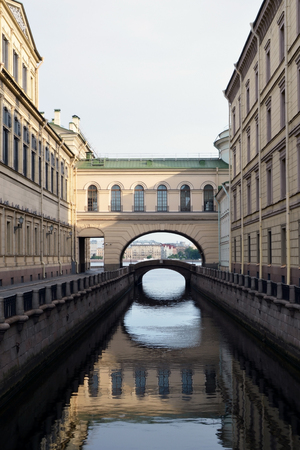 groove: Winter groove in St. Petersburg.