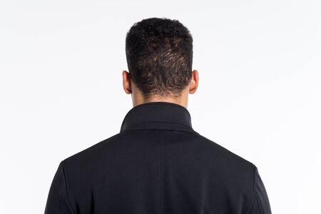 back view of a man Reklamní fotografie