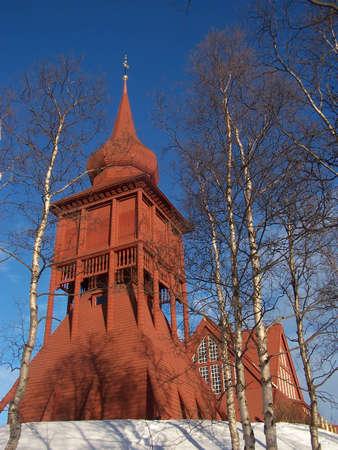 kiruna: Kiruna Stock Photo