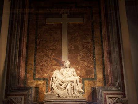 st peter: St. Peter: Michelangelos Pieta