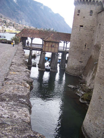 Ch�teau de Chillon photo