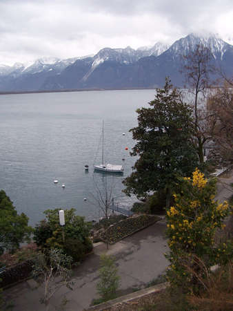 montreux: Montreux by Lake