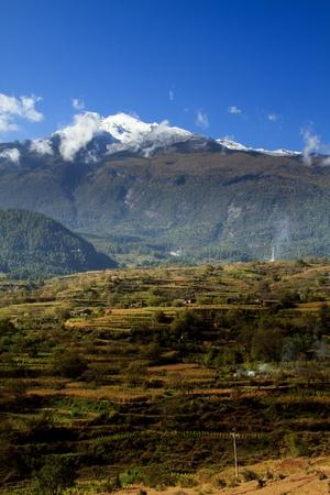 haba: long snow mountain