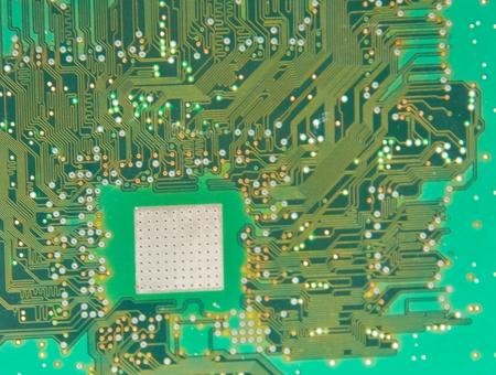 distributing: Distributing of paths on the printed-circuit-board
