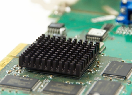 Distributing of paths on the printed-circuit-board