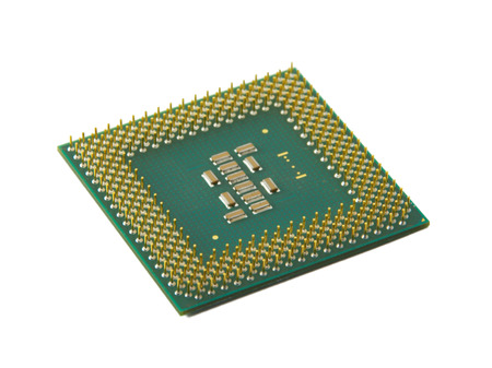The microprocessor for a personal computer