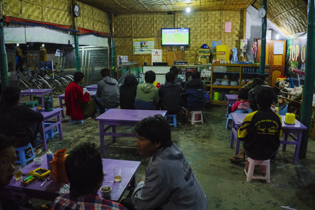 teahouse: Teahouse, Nyaung, Shwe; Myanmar