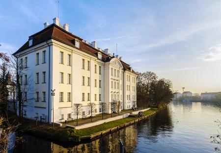 Koepenick castle, Berlin, Germany