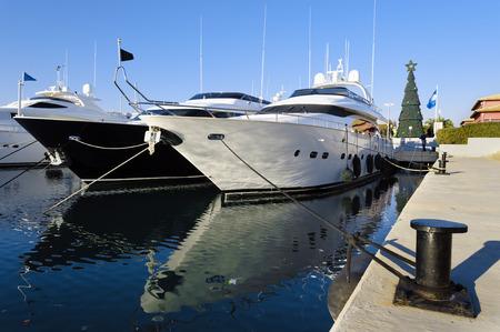bulkhead: Marina in Paleo Faliro, Athens, Greece