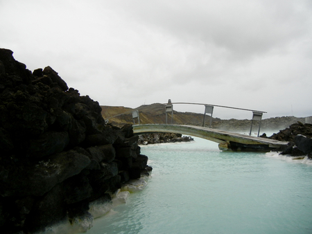 blue lagoon: Blue Lagoon in Reykjavick Iceland