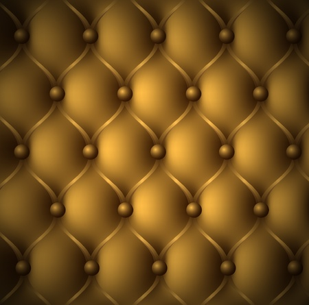 Brown Luxury Leather Pattern Vector