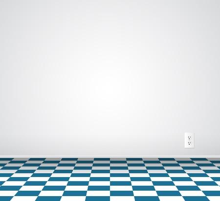 ванная комната: Классический номер, кухня с выходом удобства Иллюстрация