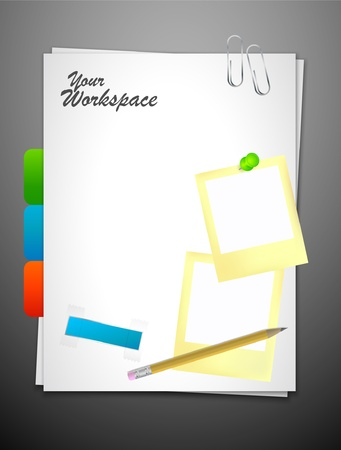 archive site: Your Workspace Paper