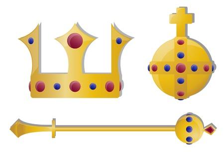 medieval king: Kings Jewels