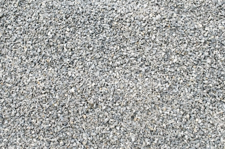 Pebble Beach: Small white stones texture
