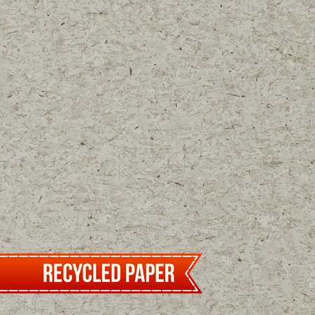 recycled paper: Recycle paper texture - cardboard Illustration