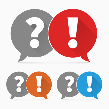 Question and answers icon