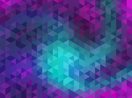 background kaleidoscope: Abstract background - Colorful Geometrical shapes, Polygonal texture for webdesign - Pink, turquoise, purple colors