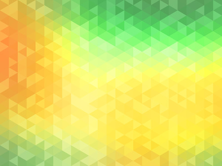 diamond texture: Abstract background - Colorful Geometrical shapes, Polygonal texture for webdesign - Green, Yellow, Orange colors