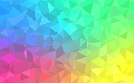 colors background: Abstract background - Colorful Geometrical shapes, Polygonal vector texture - Blue, pink, green, yellow colors