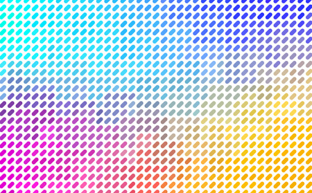 rainbow colors: Abstract background - Colorful mosaic texture - Rainbow colors Illustration