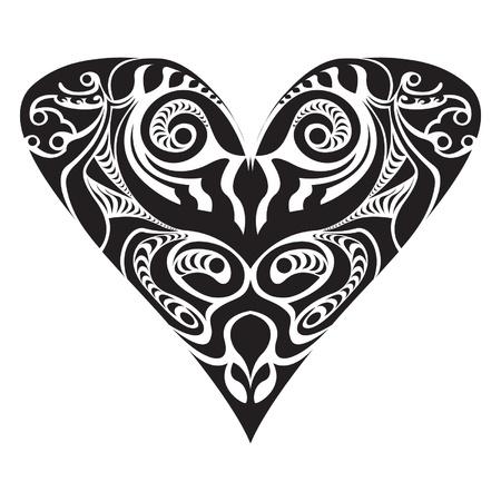heart pattern 1