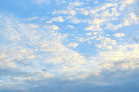soft sky 1 Stock Photo