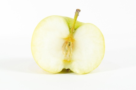 half piece apple Stock Photo - 12626106