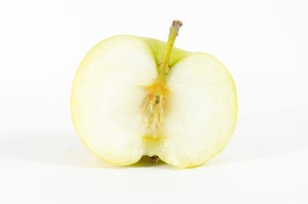 half piece apple Stock Photo - 12626106